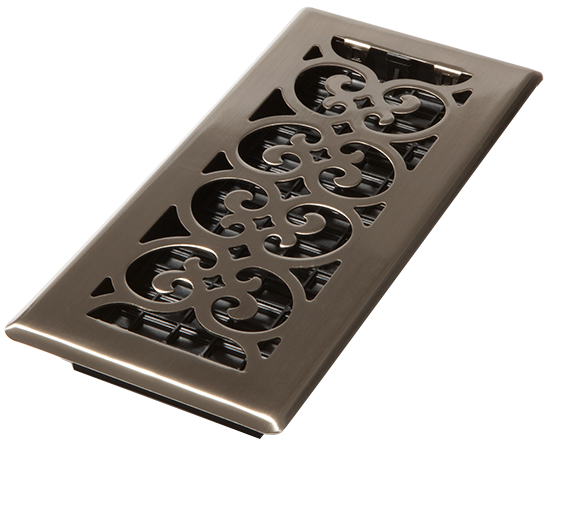Decor Grates | There's a grate style to match any decor